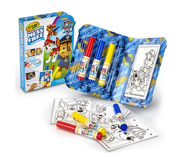 Color Wonder, On the Go, Paw Patrol